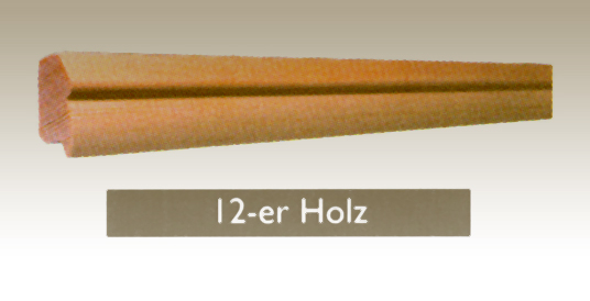 Holz Rolladen 12/35