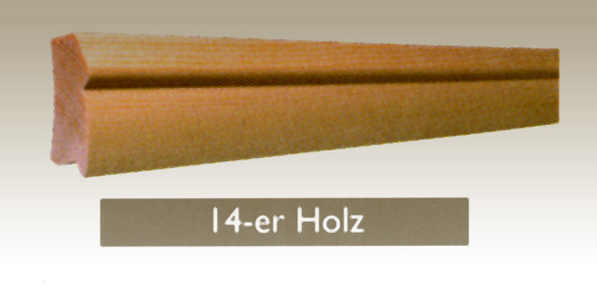 Holz Rolladen 14/47